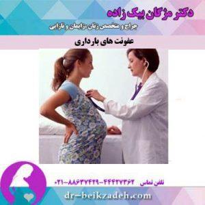 عفونت های بارداری
